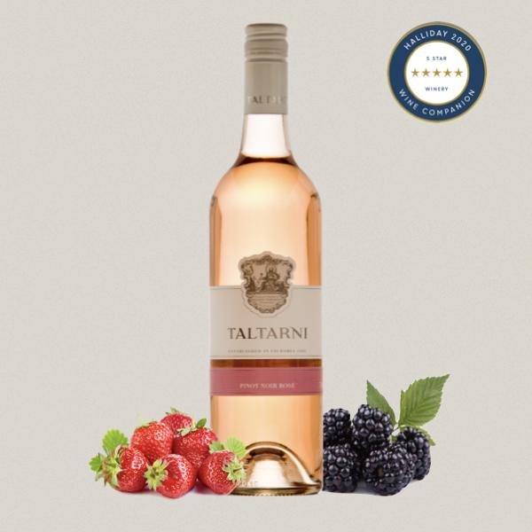 托塔尼 Taltarni 生機系列 粉紅酒 玫瑰皮諾 Rose