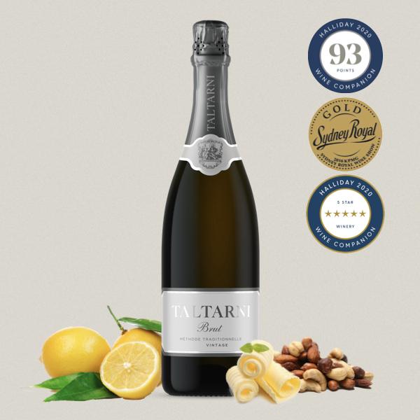 托塔尼 Taltarni 法式傳統氣泡酒 亮銀 Brut