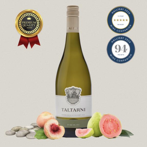 托塔尼 Taltarni 生機系列 白酒 白富美 Fume Blanc