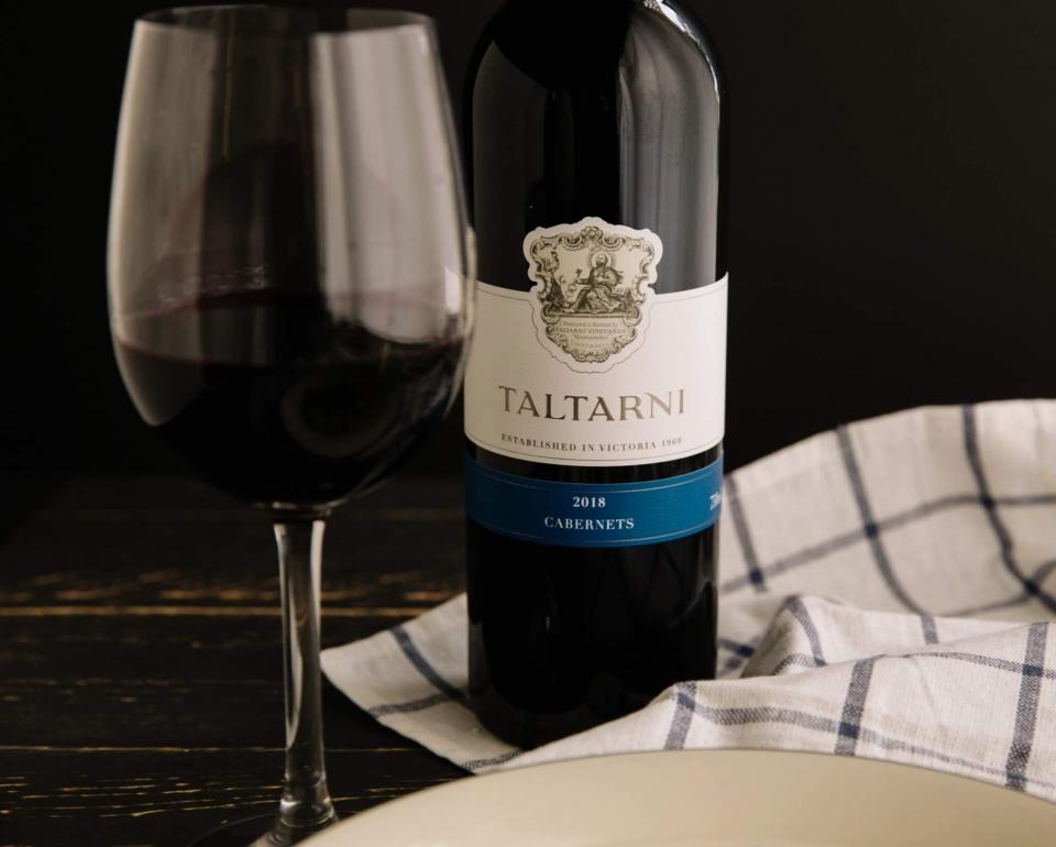 托塔尼 Taltarni 酒莊 生機系列 卡本內
