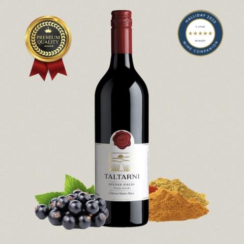 托塔尼 Taltarni 金礦紅酒