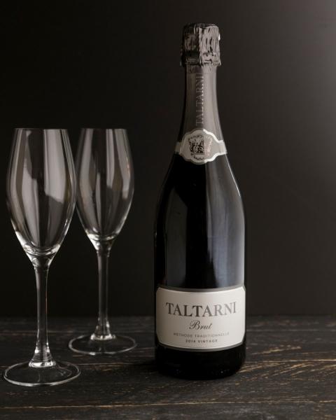托塔尼 Taltarni 酒莊 法式傳統氣泡酒 亮銀