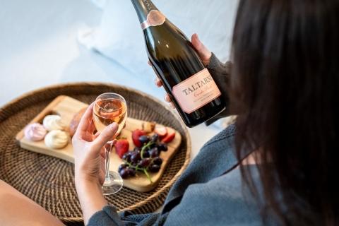 托塔尼 Taltarni 酒莊 法式傳統氣泡酒 玫瑰粉