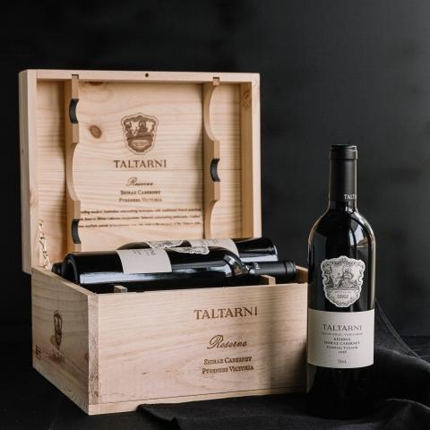 托塔尼 Taltarni 酒莊 珍藏系列 希拉 卡本內  2018