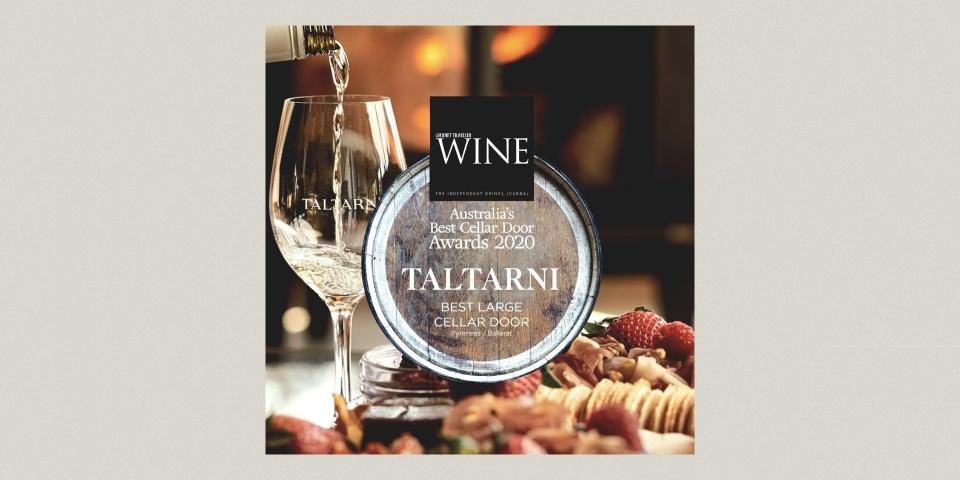 托塔尼 Taltarni Gourmet Traveller WINE 01