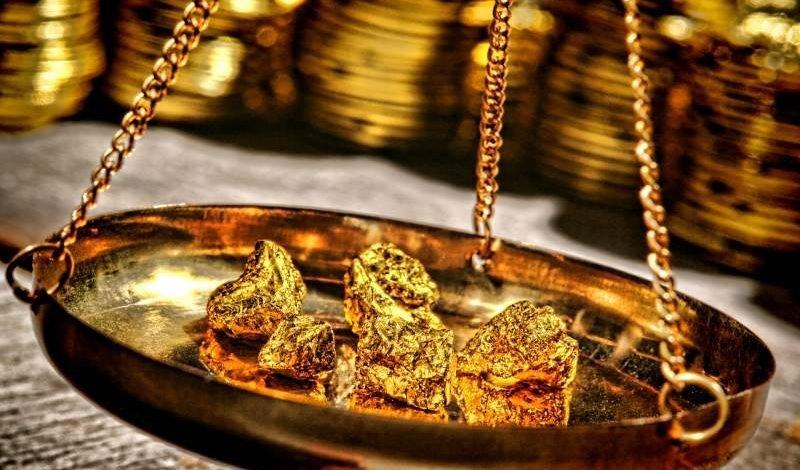 淘金鎮 黃金