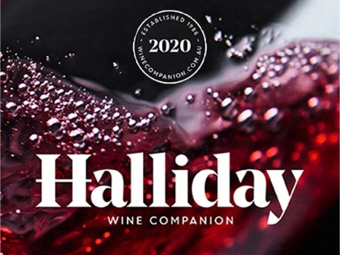 澳洲葡萄酒指南 Halliday Wine Companion